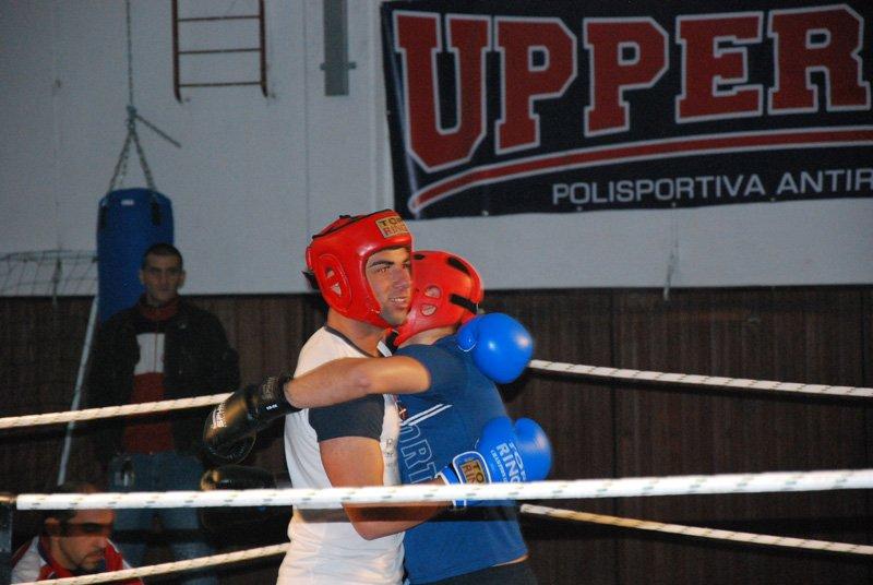 La boxe degna