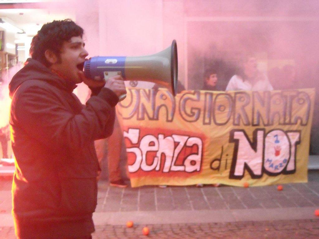 Alessandria – Verso il 1 Marzo contro la Lega Nord