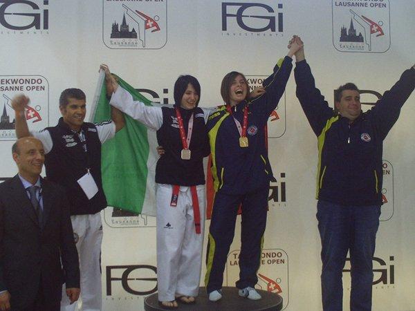 Alessandria – L'Uppercut agli Open Internazionali di Taekwondo