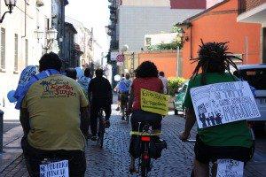 Alessandria – tutti in sella verso i referendum