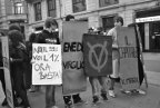Alessandria – Flash mob in difesa della cultura e della scuola pubblica