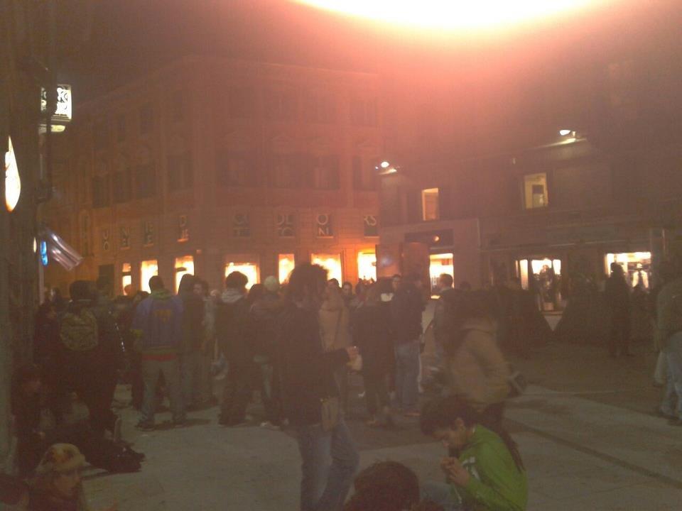 #occupyalessandria si riprende il centro della città