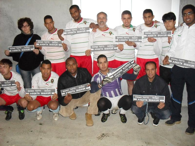 Alessandria – Siamo tutti Assata Shakur