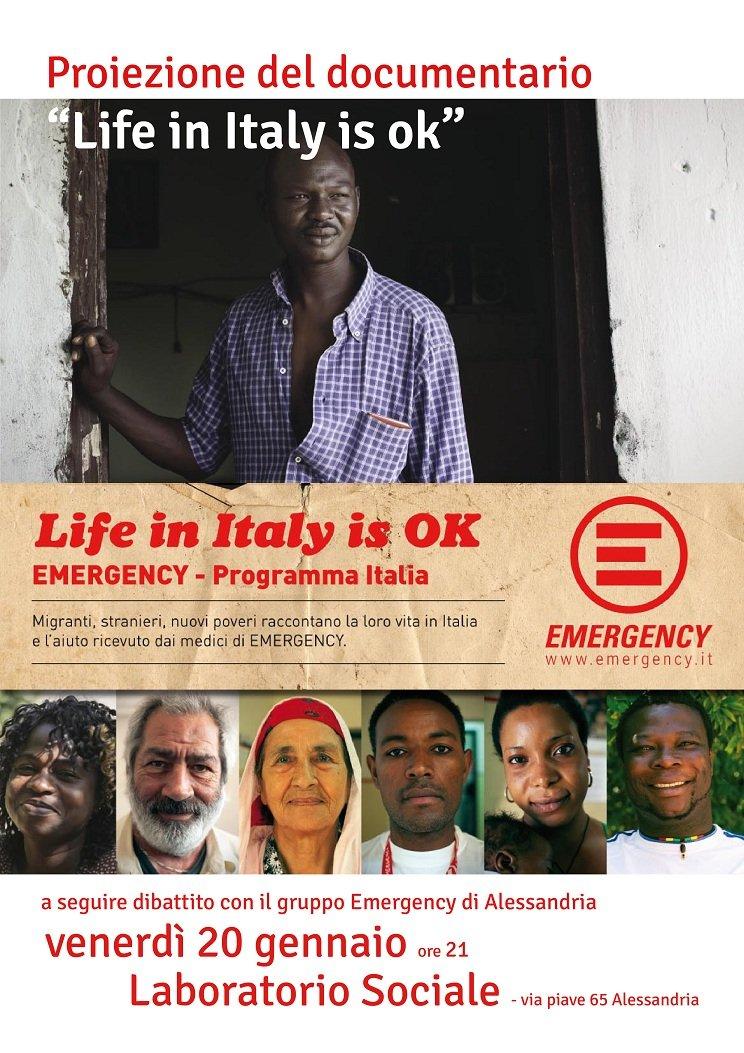 Alessandria – Life in Italy is ok