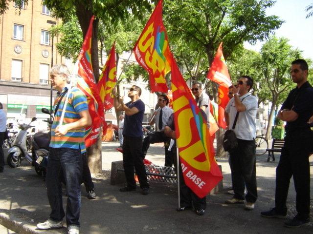 ATM: Adesione dell'80% allo sciopero! Finalmente un impegno!