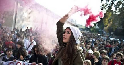 Duemila studenti si riprendono le strade di Alessandria