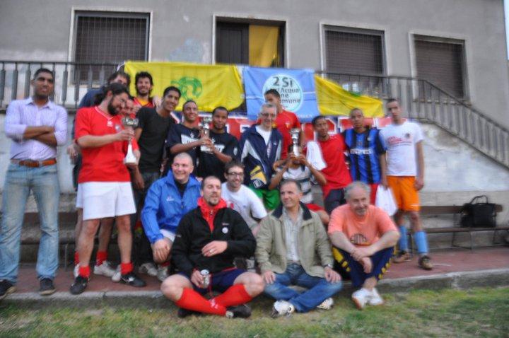 Alessandria – torneo di calcio per i 2 sì al referendum per l'acqua bene comune