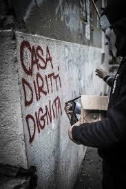"""Report incontri """"Abitare nella crisi"""" Torino-Cosenza 14 e 15 dicembre 2013"""