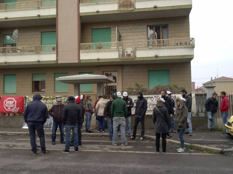 Due mesi di proroga per le famiglie di via romera - Se l ufficiale giudiziario non trova nessuno a casa ...