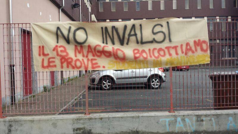 #No Invalsi – Una giornata di lotta anche nelle scuole di Alessandria