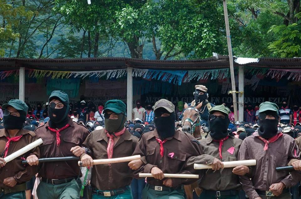 Il Subcomandante Marcos annuncia la sua scomparsa