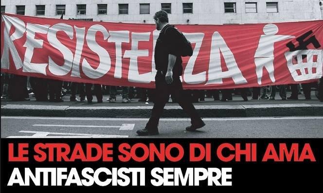 Pullman da Alessandria per la manifestazione antifascista di sabato a Cremona