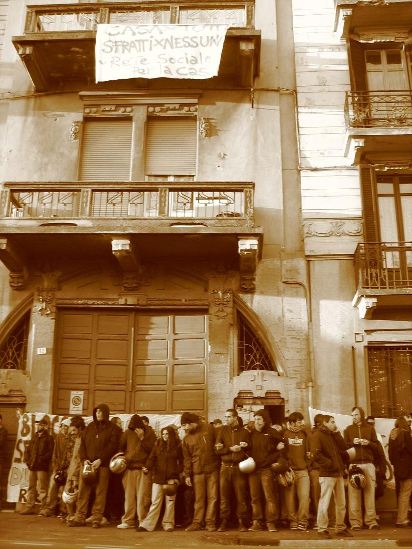 Comune e ATC vogliono sgomberare le case popolari occupate – Organizziamoci per preparare la resistenza
