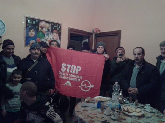 Rinviato al 7 Marzo lo sfratto di Abdellah e della sua famiglia