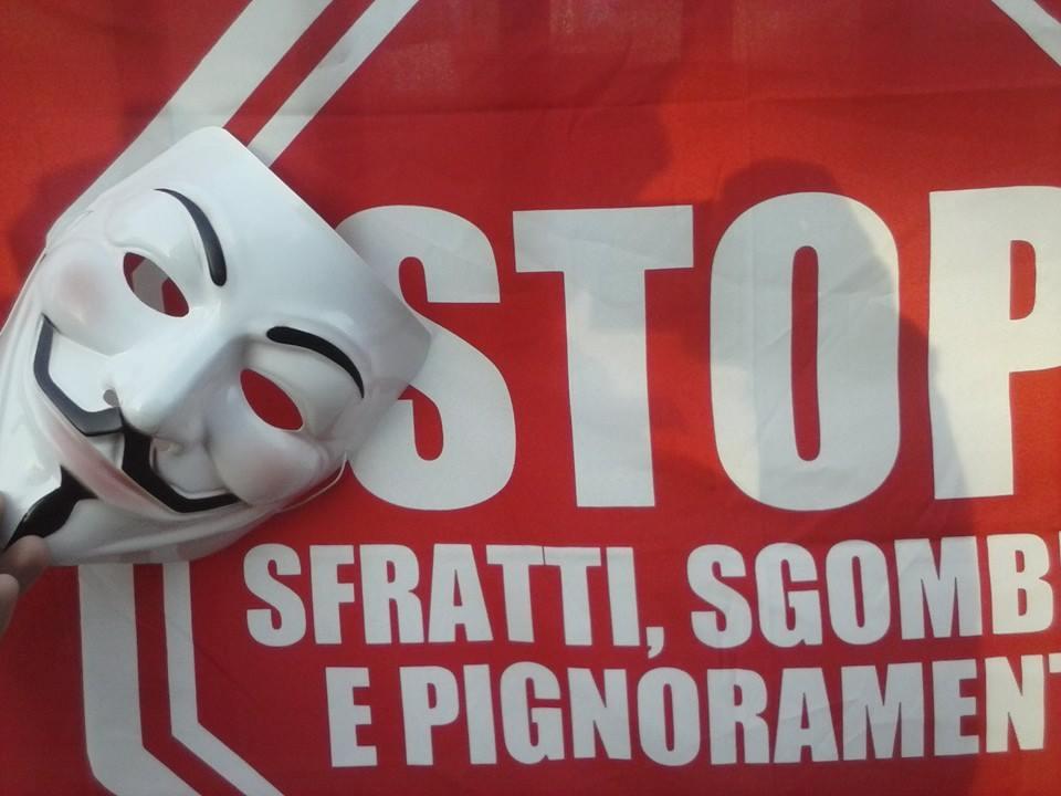 Bloccato nuovo sfratto a Strevi, sabato tutti a Torino