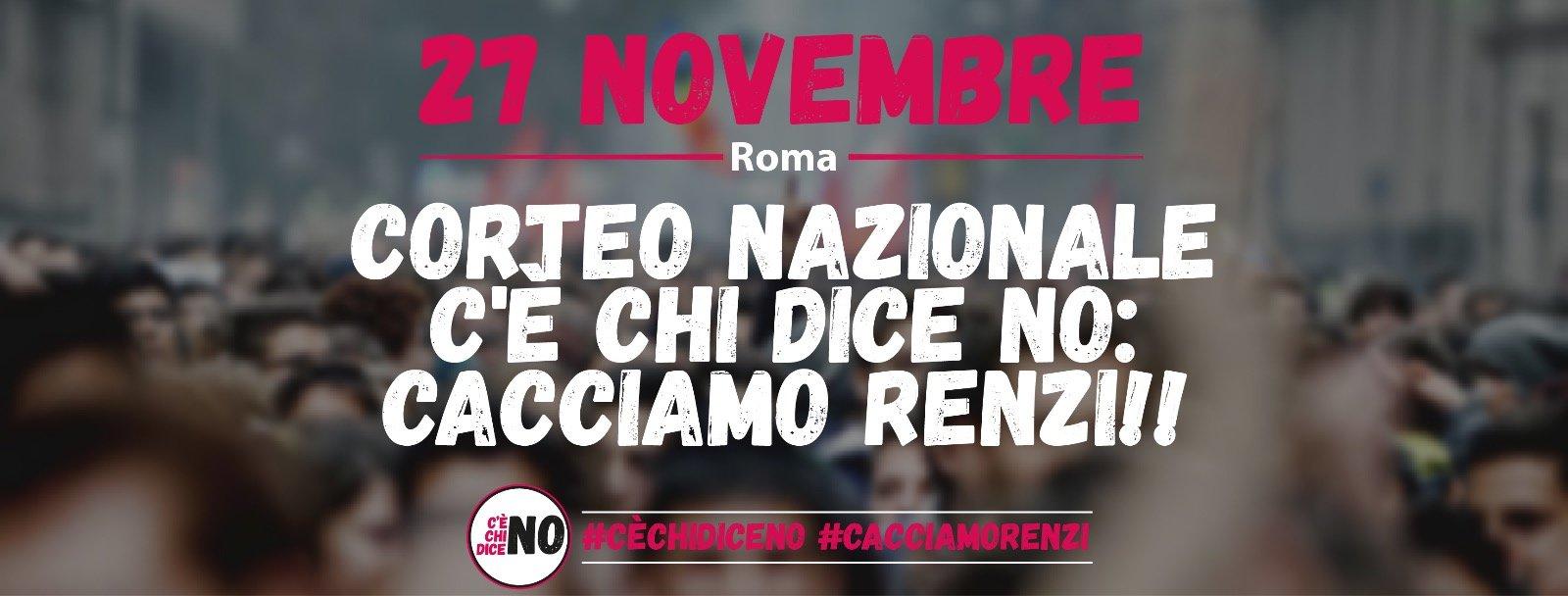 """C'è chi dice no!"" – Report assemblea nazionale del 1 ottobre"