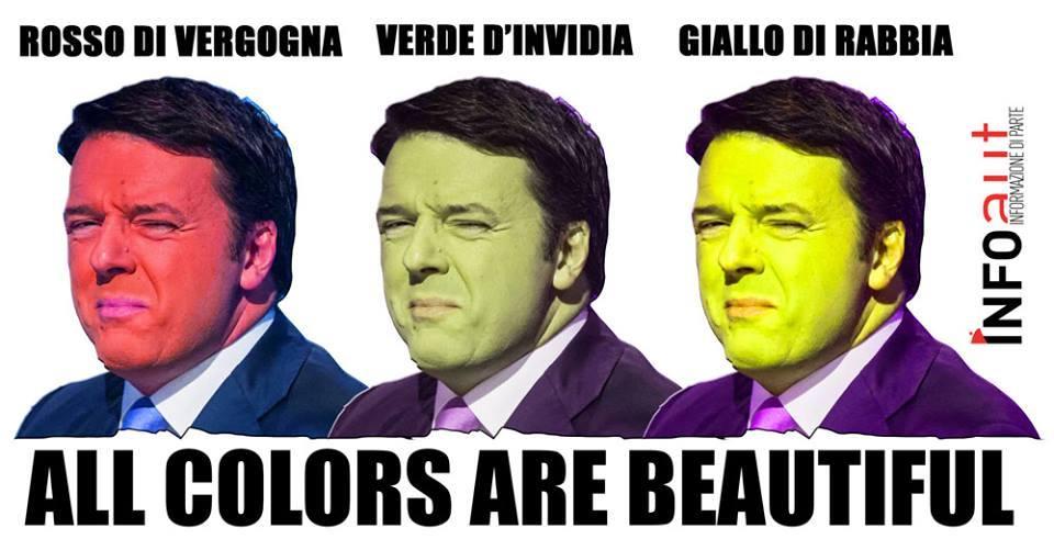 Uno schiaffo non è abbastanza. Sulla sconfitta di Renzi