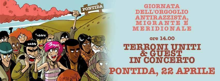 Sabato 22 aprile tutti a Pontida. Partenze da Alessandria
