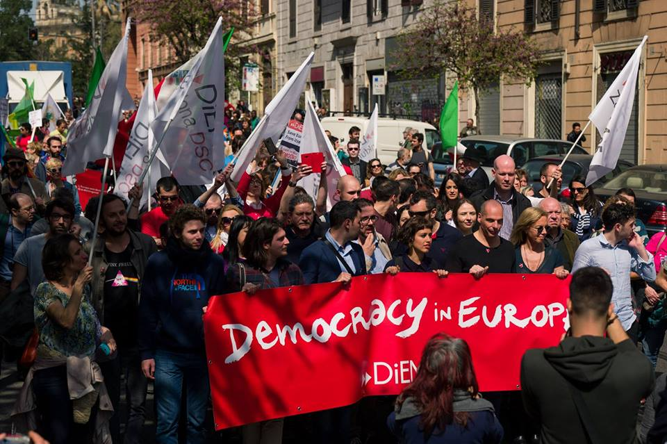"""""""La nostra Europa. Disobbediente e costruttiva"""". Lorenzo Marsili al Laboratorio Sociale"""