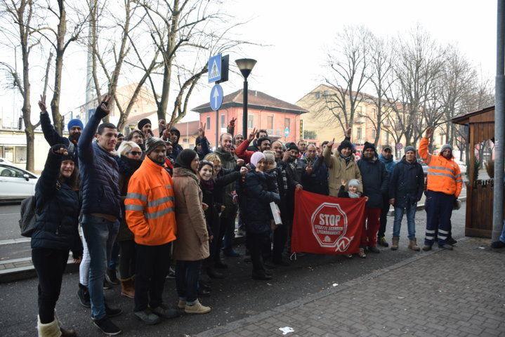Casa e reddito per tutti! I lavoratori in lotta a fianco del Movimento per la Casa