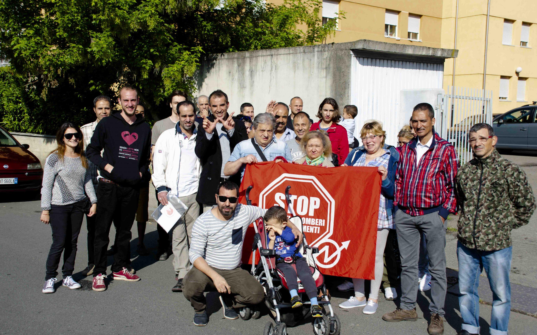 Movimento per la Casa: secondo appuntamento mensile, ennesimo sfratto bloccato!