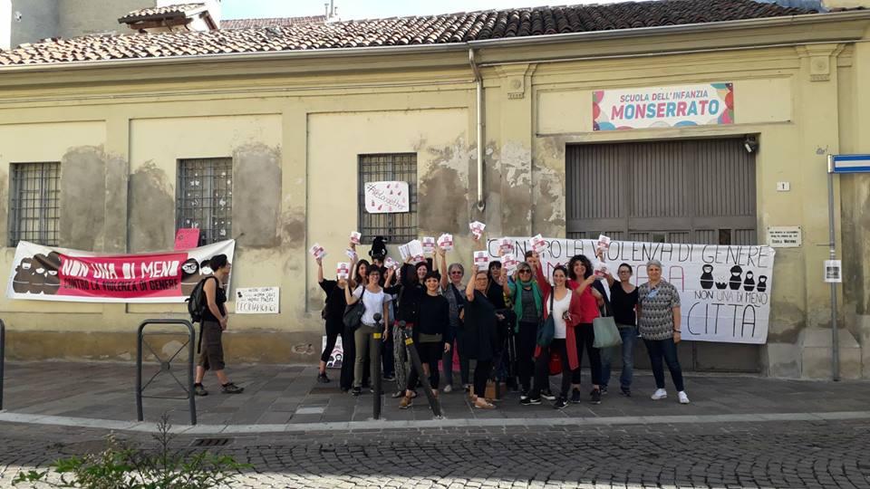 Ad Alessandria, si aprono le porte della Casa delle Donne.