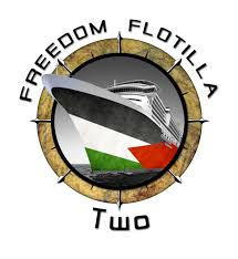 Alessandria – Presidio in solidarietà con la Freedom Flotilla