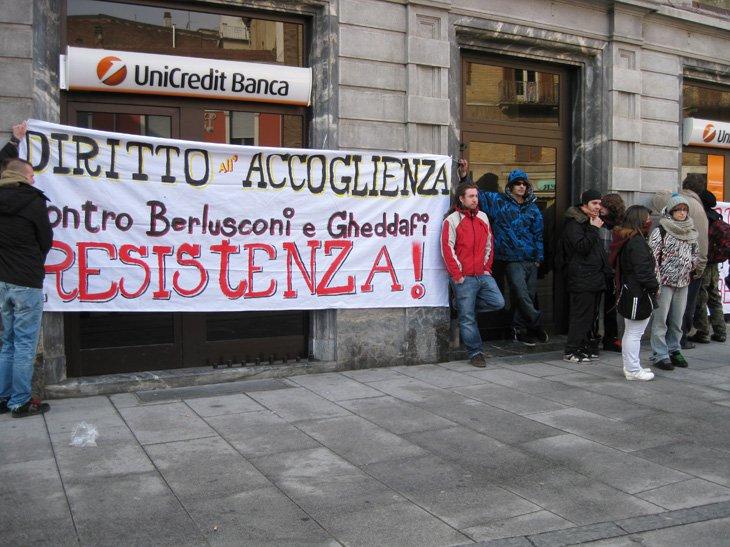 Alessandria – Boicottiamo LibiaCredit
