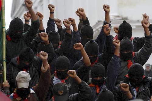 Crollo e rinascita nel mondo maya zapatista