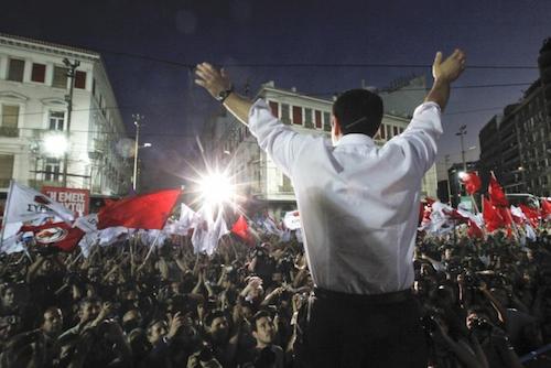 Cosa significherebbe per i movimenti una vittoria di SYRIZA?