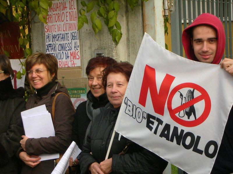 Alessandria – Ancora un rinvio sull'impianto di Bioetanolo