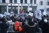Alessandria – Ancora in piazza a fianco dei civili di Gaza