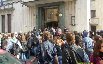 Alessandria – Contro la Gelmini: resistenza
