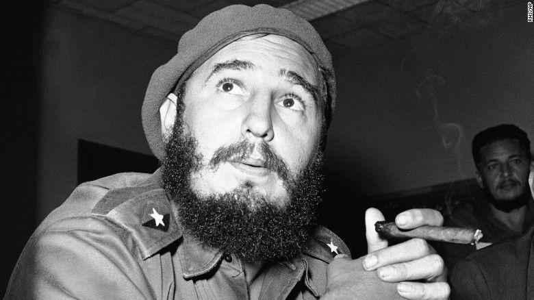 Hasta la victoria siempre, Fidel!