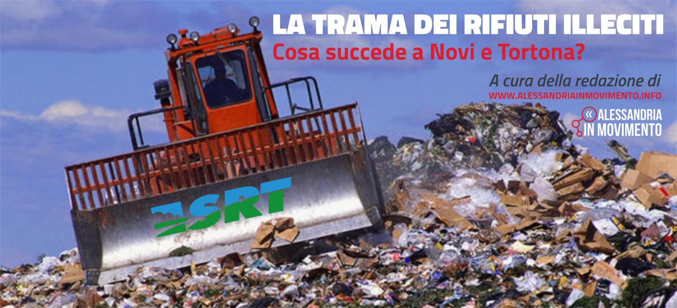 La ragnatela del traffico illecito di rifiuti si allarga a Novi e Tortona