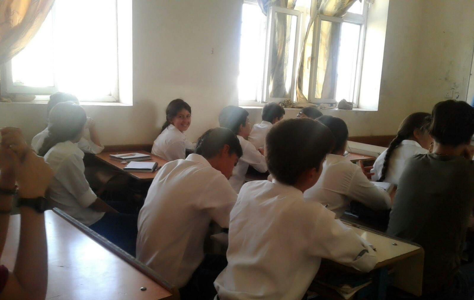23 anni di sistema scolastico rivoluzionario a Maxmur