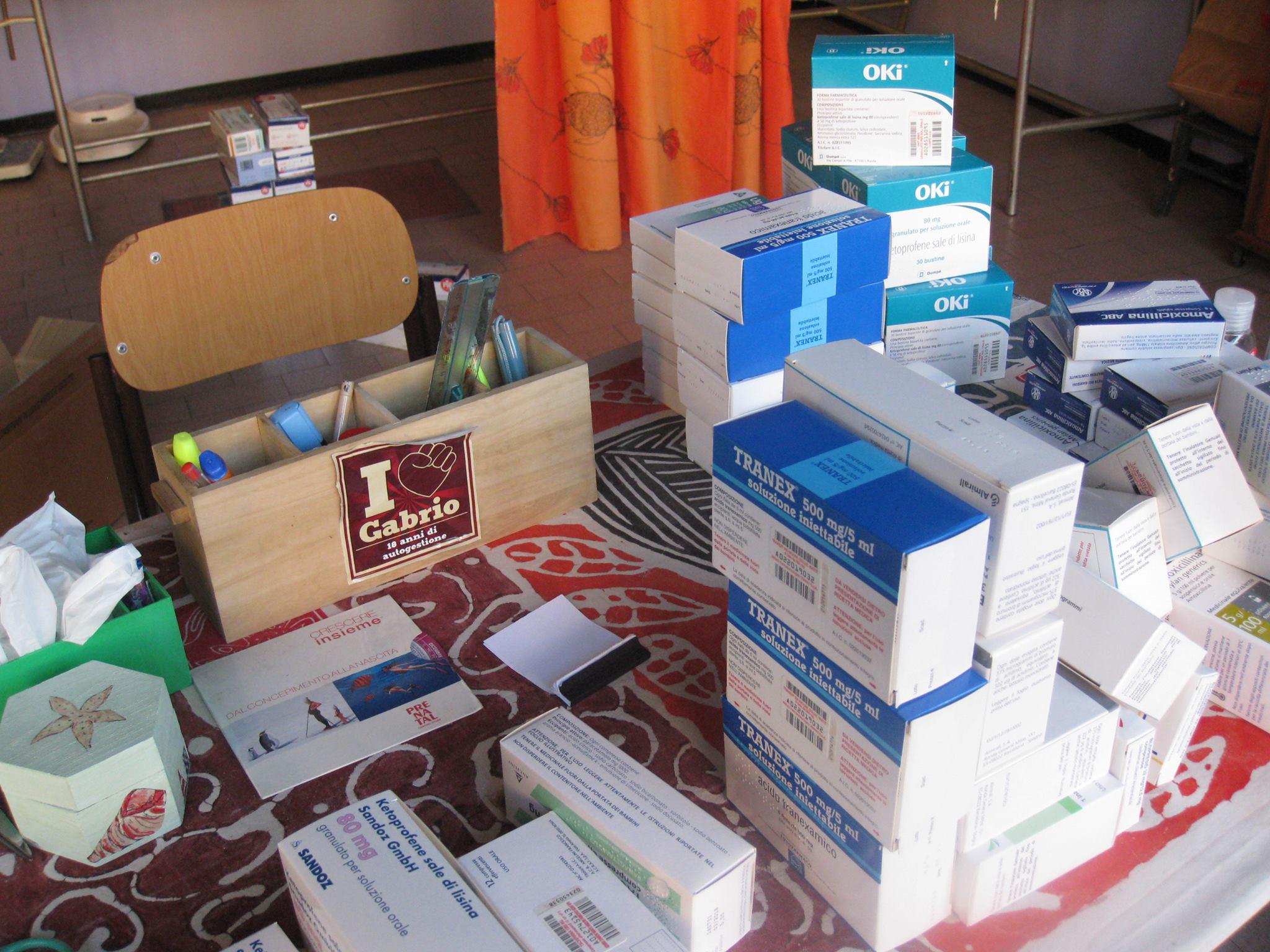Appello raccolta farmaci da inviare in Rojava