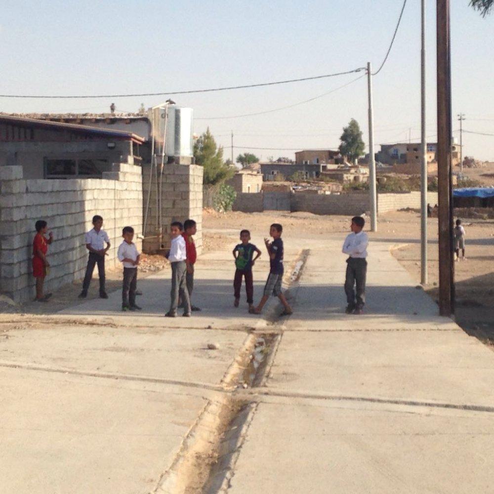 Maxmur: 20 anni di autonomia democratica nel deserto iracheno
