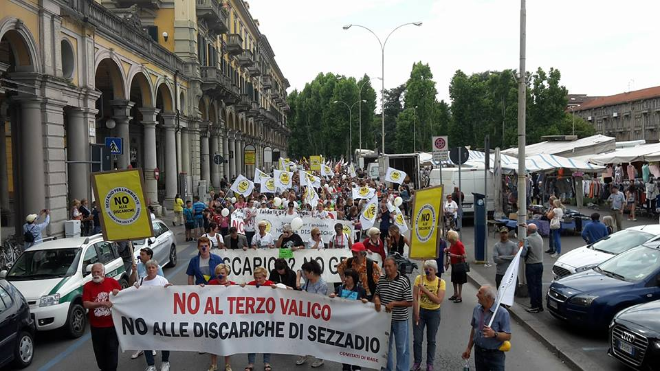 """La storia di Sezzadio: un """"paese combattente"""" per la difesa dell'acqua"""