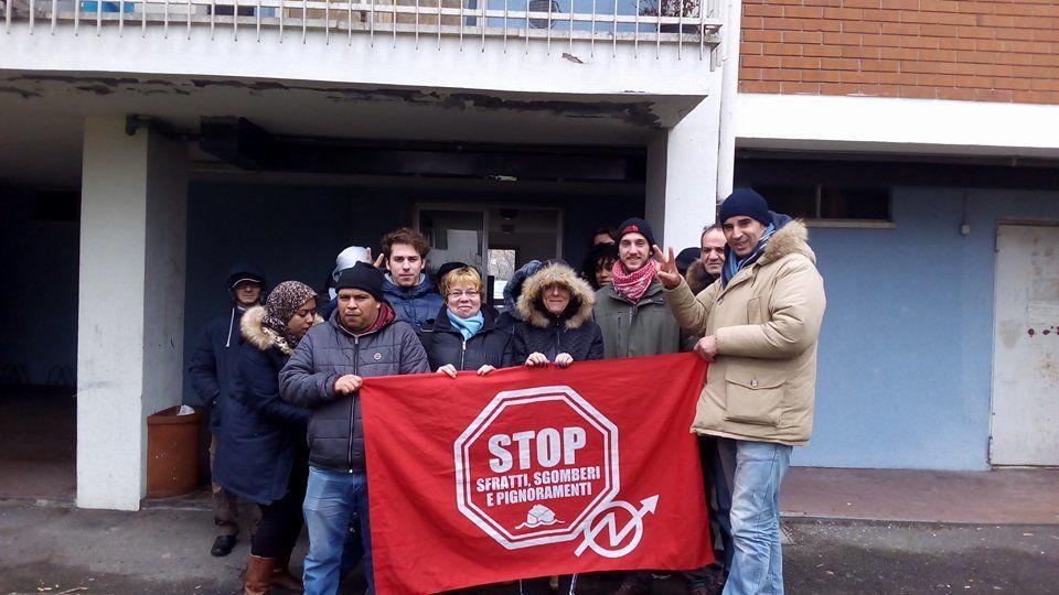 Cronache di marzo: secondo sfratto bloccato, i bambini non si sfrattano