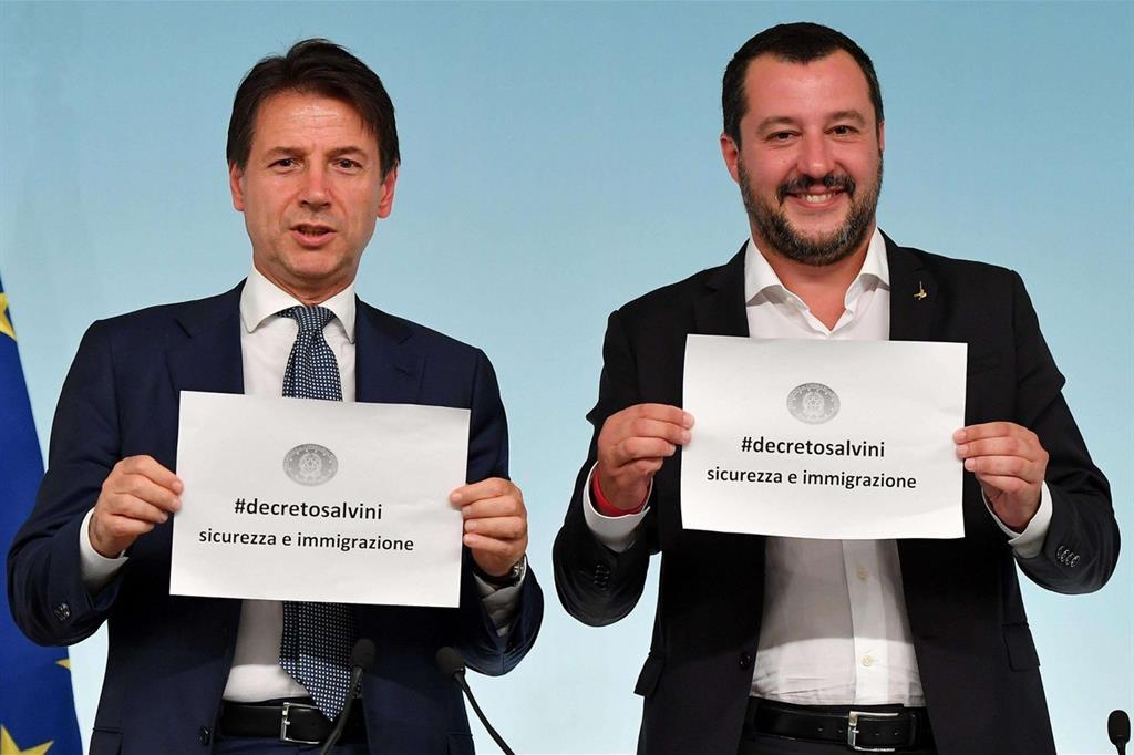 Decreto Salvini o le nuove regole della segregazione