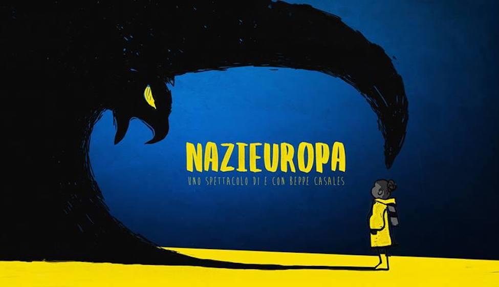 Beppe Casales al Laboratorio Sociale con Nazieuropa