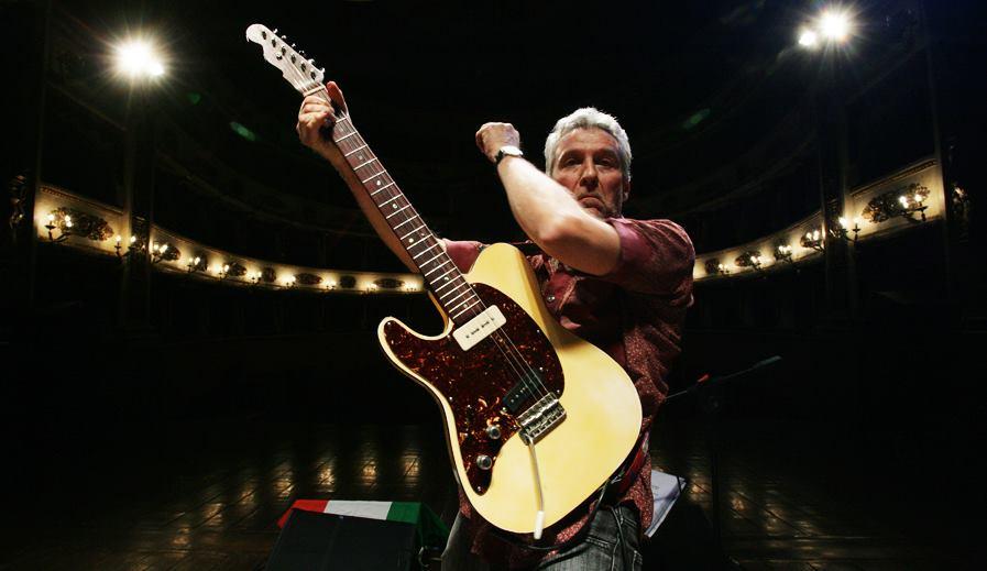 Paolo Bonfanti live al Laboratorio Sociale
