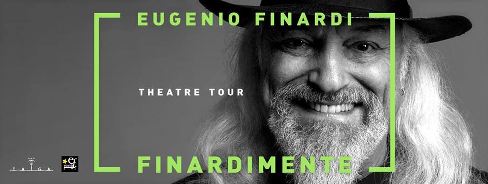 FinardiMente, lo show di Eugenio Finardi tra musica e parole