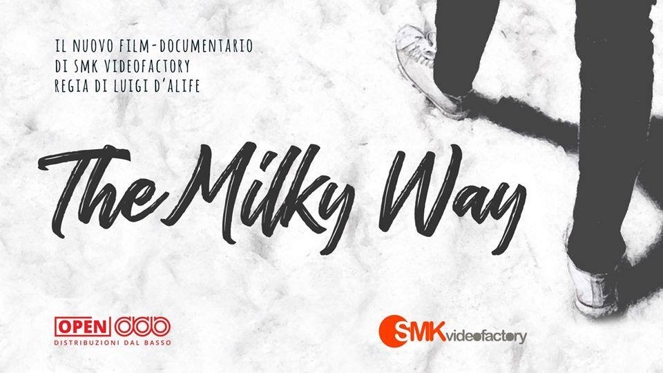 "Venerdì 13 dicembre presentazione del film-documentario ""The Milky Way"""