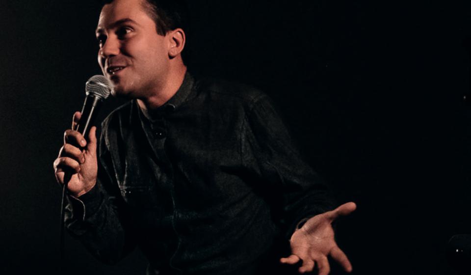 """Saverio Raimondo in Saletta con """"Free Jazz"""" il 20 dicembre"""