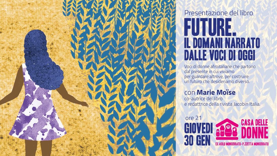 Le voci delle donne afroitaliane e il sogno di un futuro diverso alla Casa delle Donne