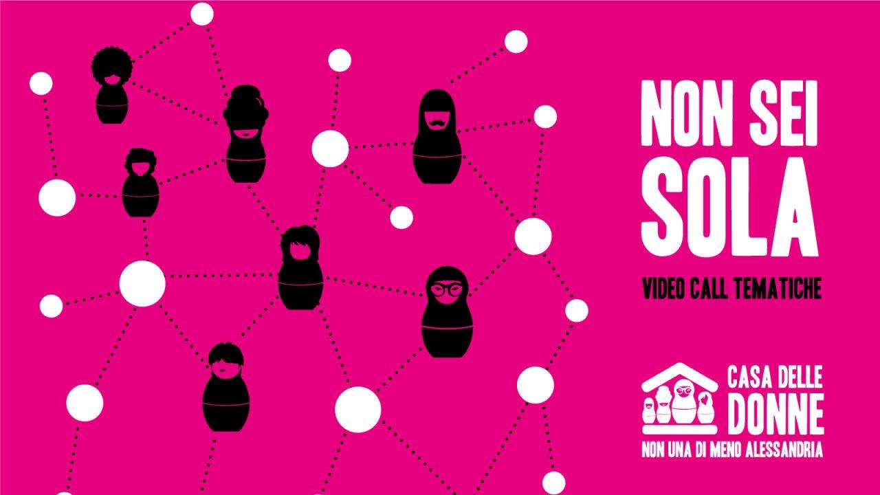 #nonseisola – Sabato 21 marzo video call dedicata al tema del lavoro