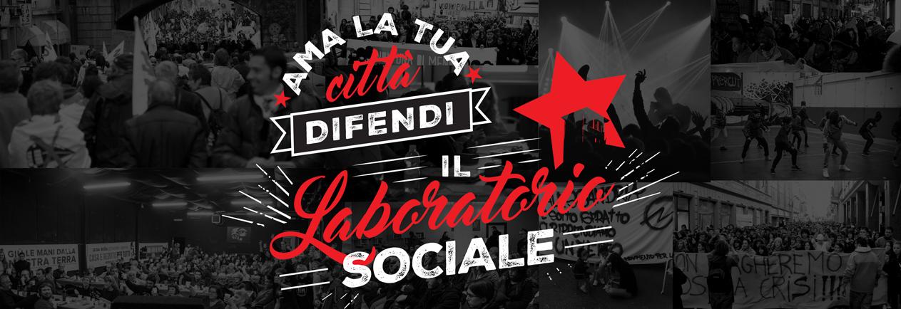 Il Laboratorio Sociale è ancora una volta in vendita. Comunicazioni alla città e al malgoverno