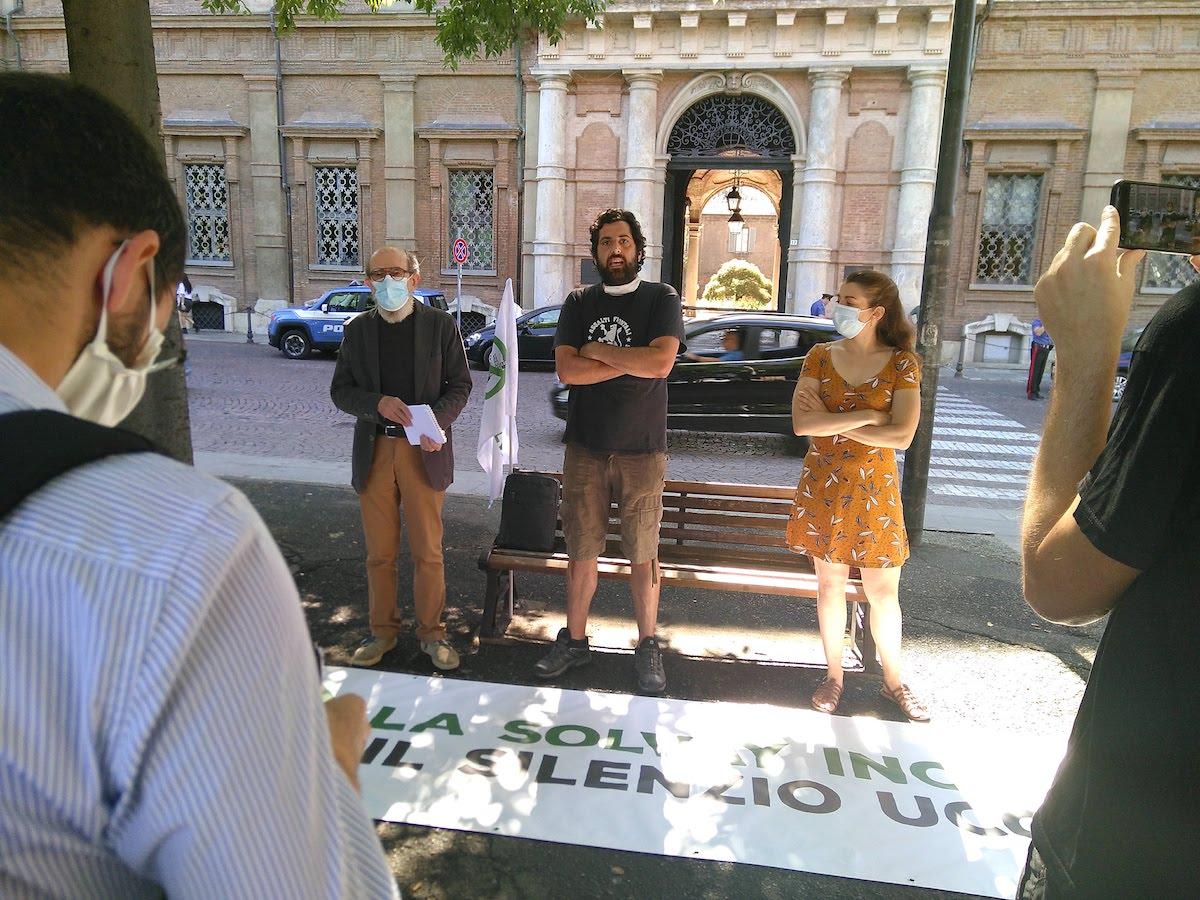 Necessario sospendere la produzione di PFAS di Solvay e accertare le condizioni di salute di persone e territorio!